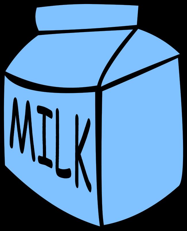 Fast Food, Drinks, Milk
