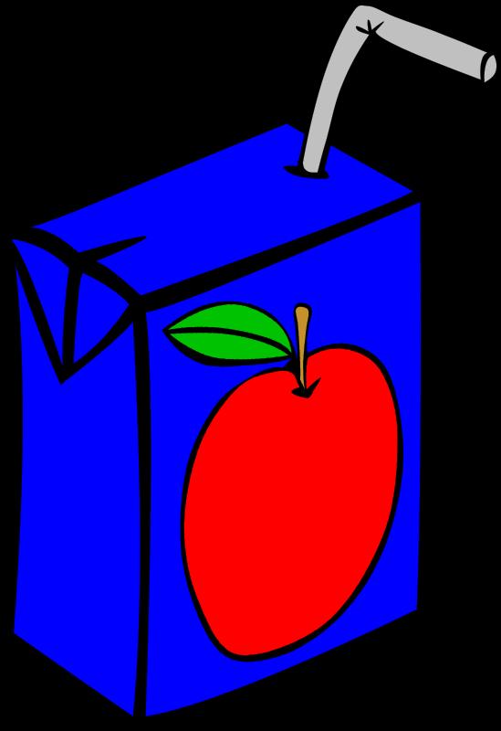 Free Fast Food, Drinks, Juice, Apple