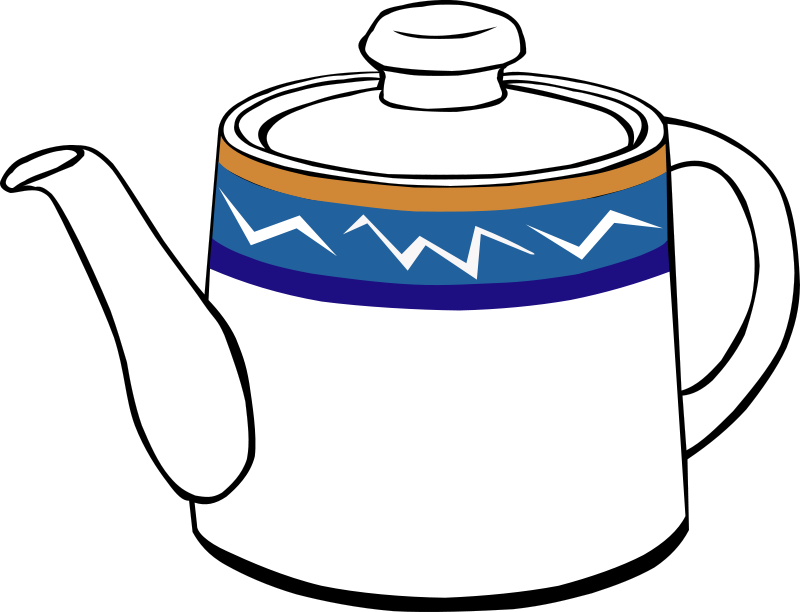 Free Fast Food, Drinks, Tea, Pot