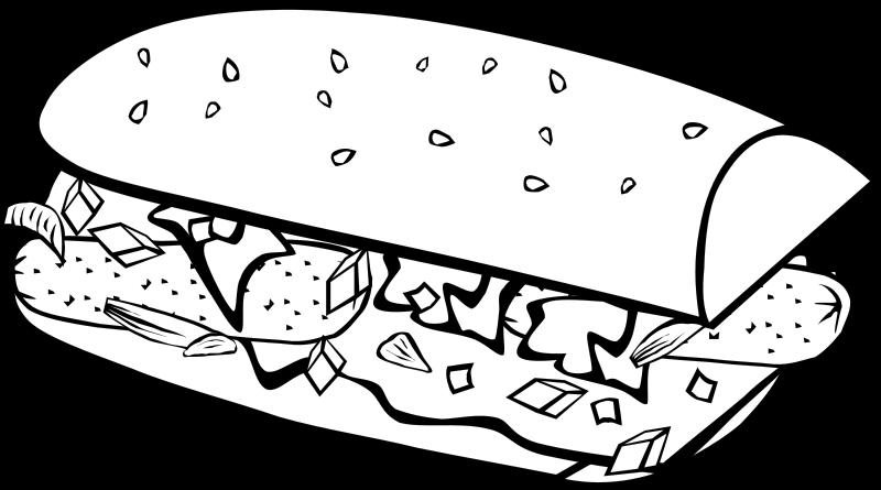 Free Fast Food, Breakfast, Sub Sandwich