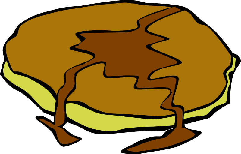 Free Fast Food, Breakfast, Pancakes