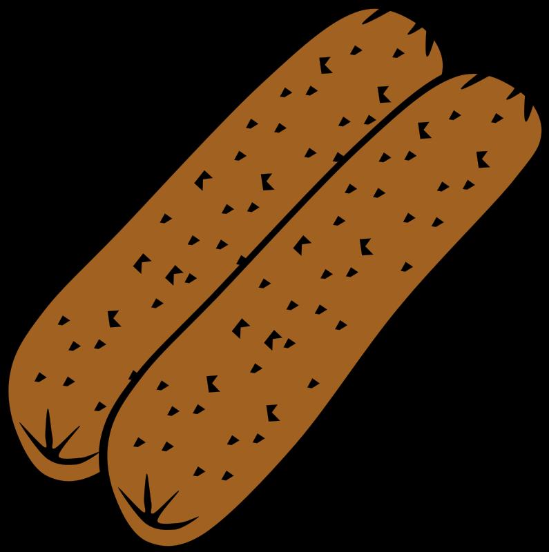 free clipart fast food breakfast sausage gerald g rh 1001freedownloads com sausage links clip art sausage roll clip art