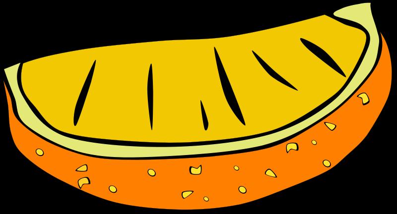 Free Fast Food, Snack, Orange Slice