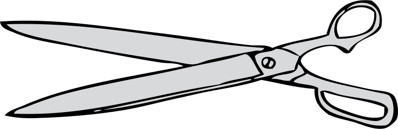 Free paper shears