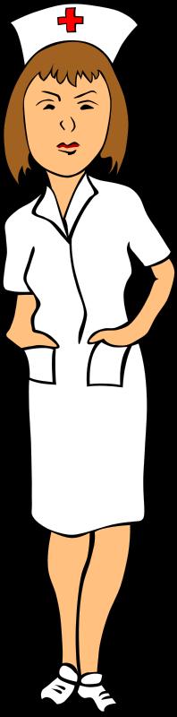 Free Woman Nurse