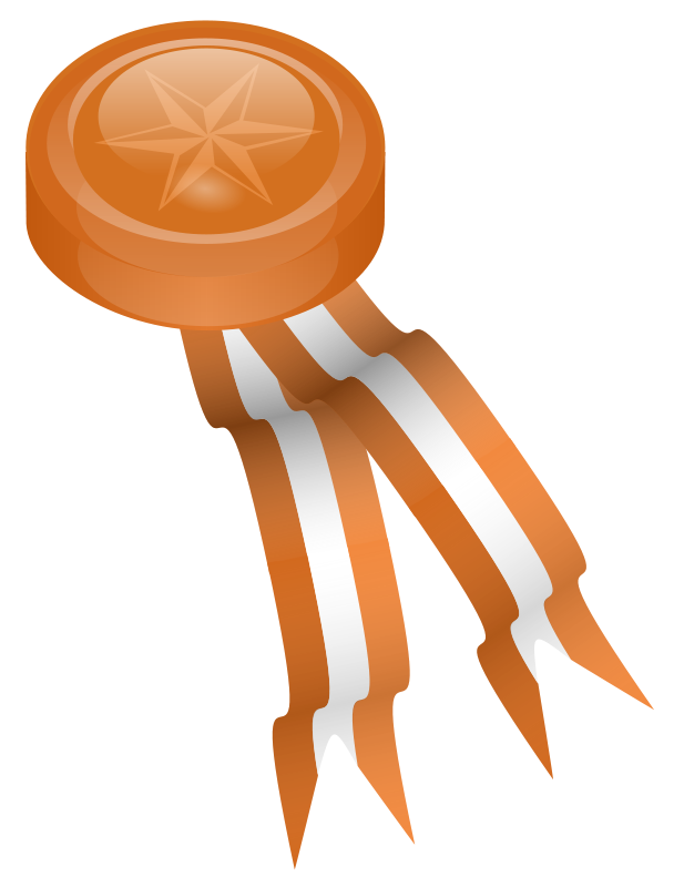 Free Bronze Medallion