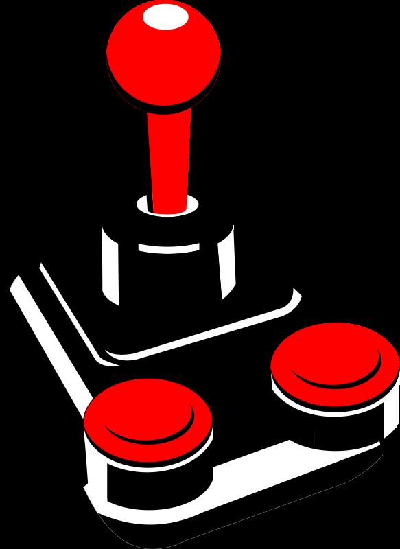 Free Retro Joystick 001