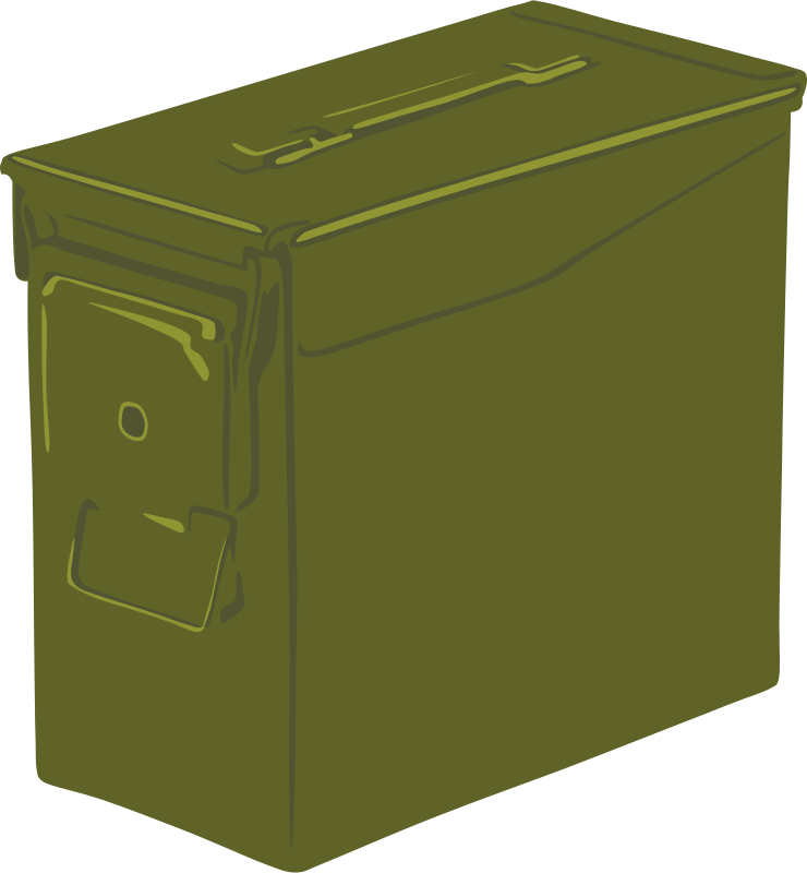 Free Ammo Can