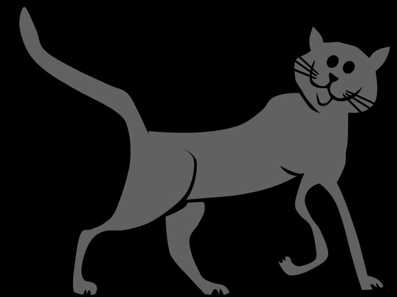 Free Cartoon Cat