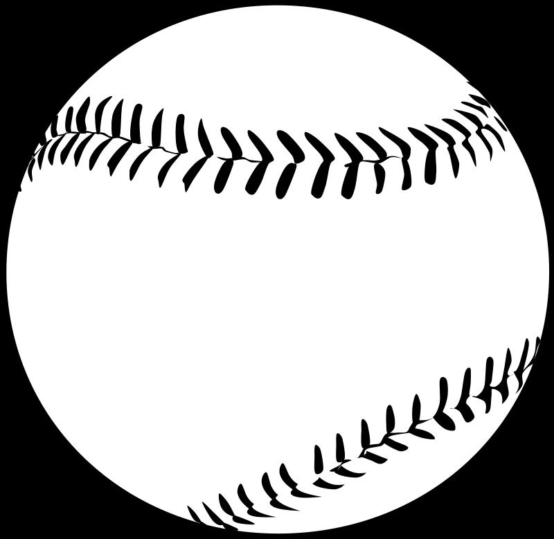 Free Clipart: Baseball | Gerald_G