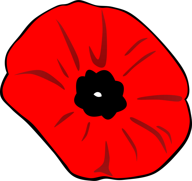 Free Poppy (Remembrance Day)