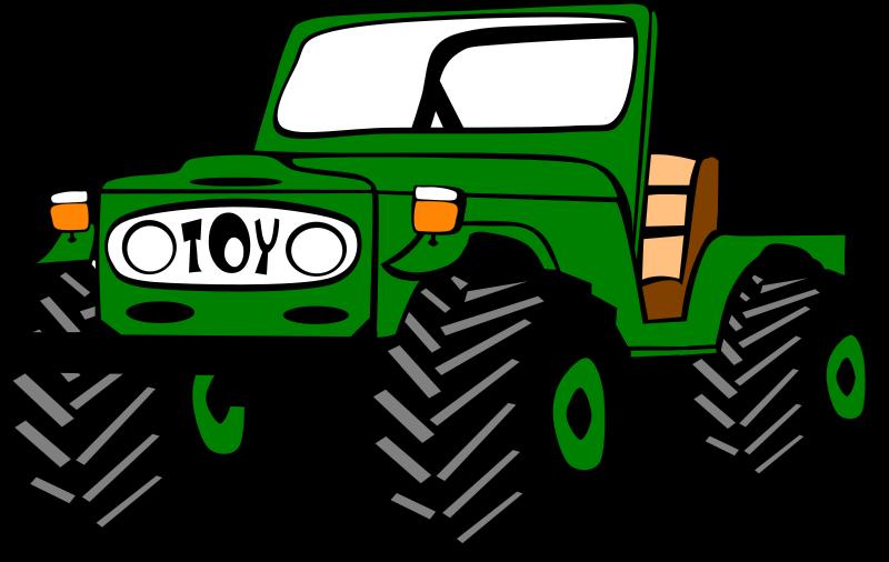 Free Toyota Land Cruiser