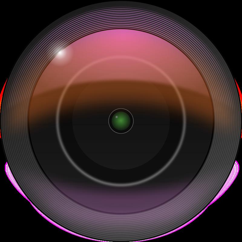 Free Camera Lens