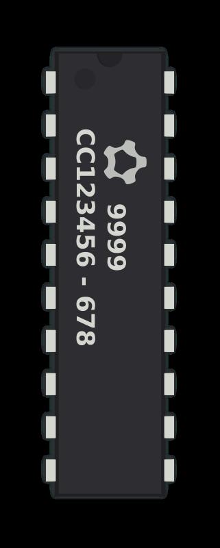 Free Generic 20-pin IC