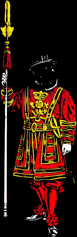 Free yeoman of the guard