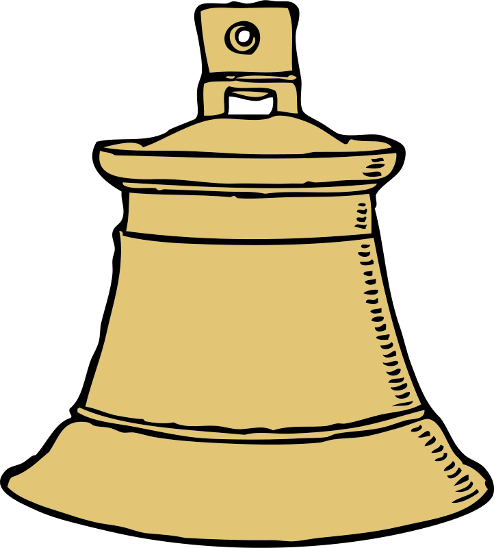 Free gold bell