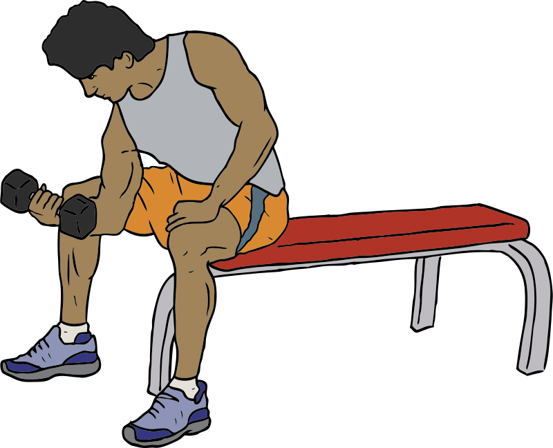 Free Dumbell Lifter