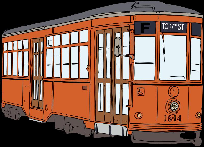 Free Milan Streetcar