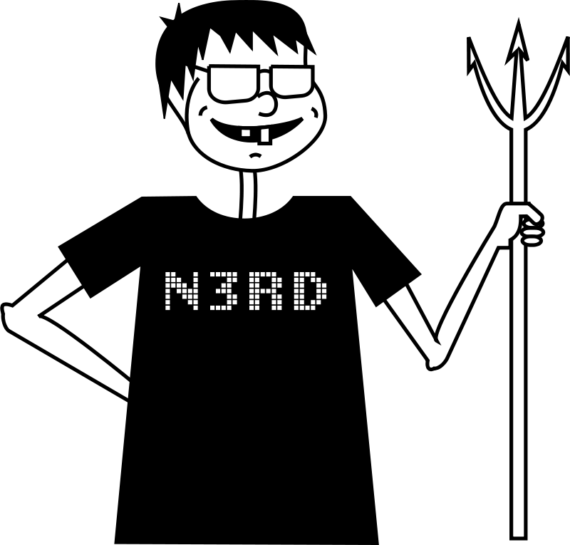 Free Evil Nerd