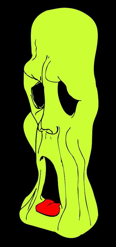 Free ghoul head
