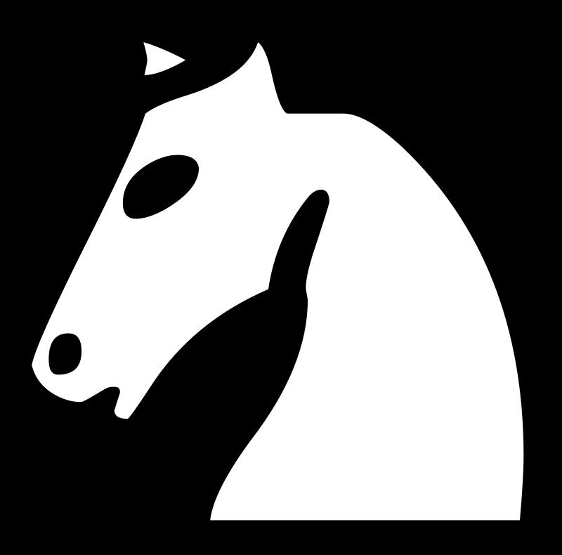 Free chess horse