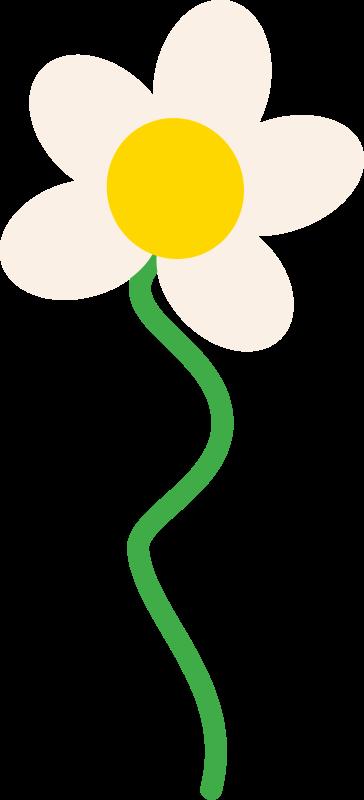 Free flower