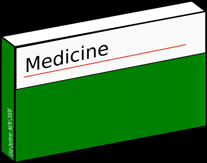 Free Pharmaceutical carton