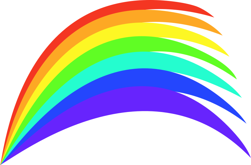 Free Clipart: Rainbow | mcol