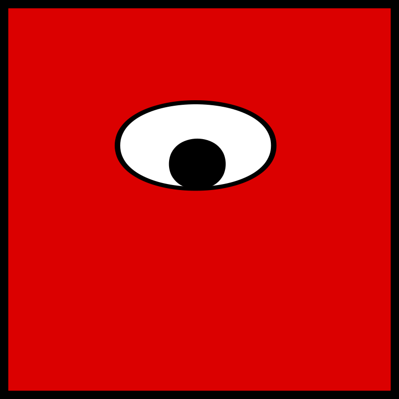 Free Clipart: Eyes Uni | ted