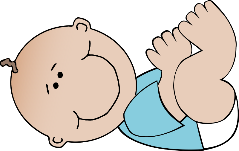 free clipart baby boy lying papapishu rh 1001freedownloads com infant clipart png infant clip art free