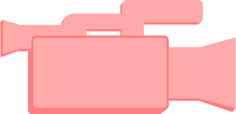 free clipart vcr simple icon cmy