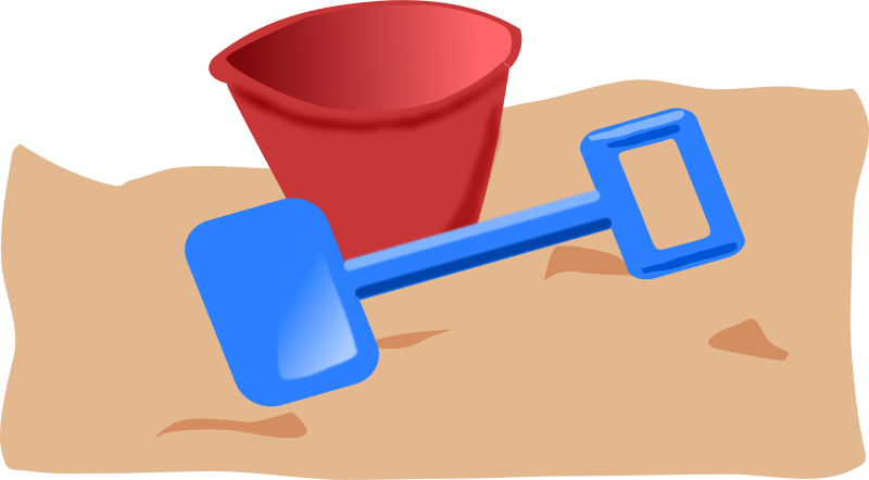 Free bucket and spade 2
