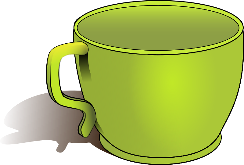 Free Clipart: Cup | biswajyotim