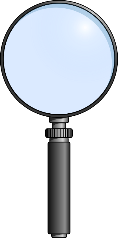 Free lente - magnifying glass