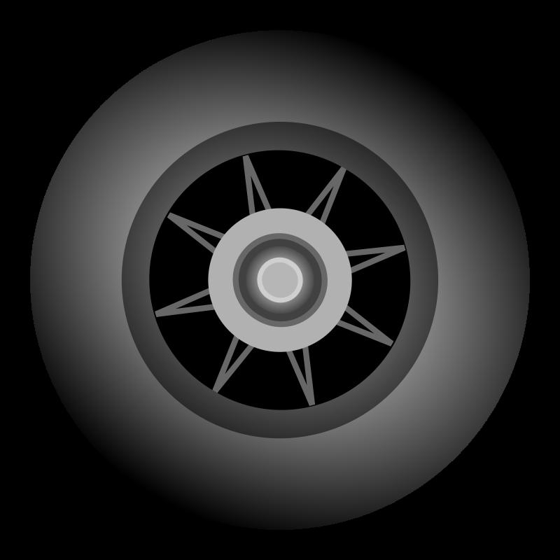 Free Inline skate wheel