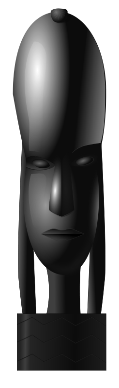 Free African Figure