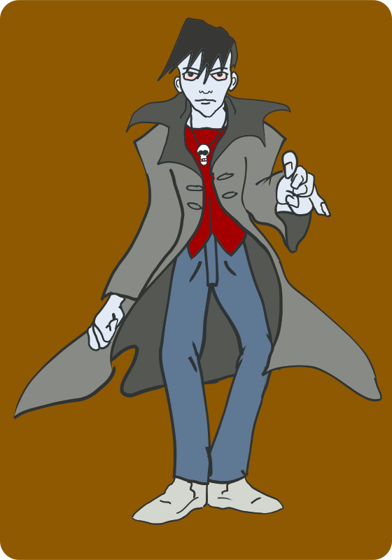 Free Punk Vampire