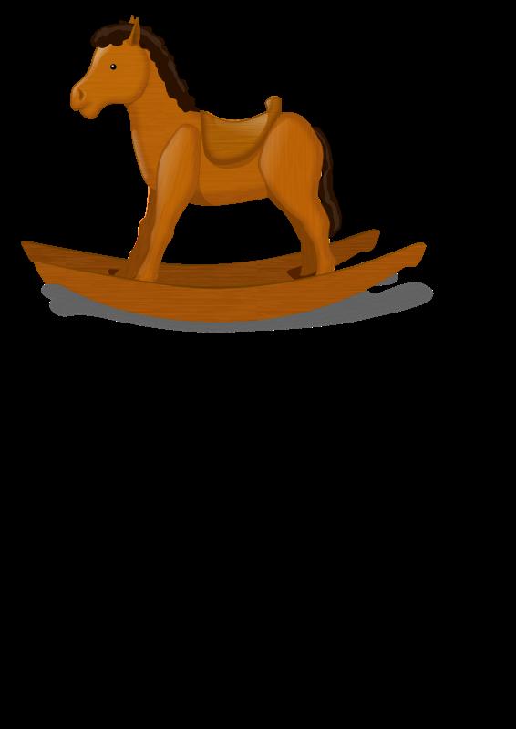 Free Rockinghorse ( two Versions)