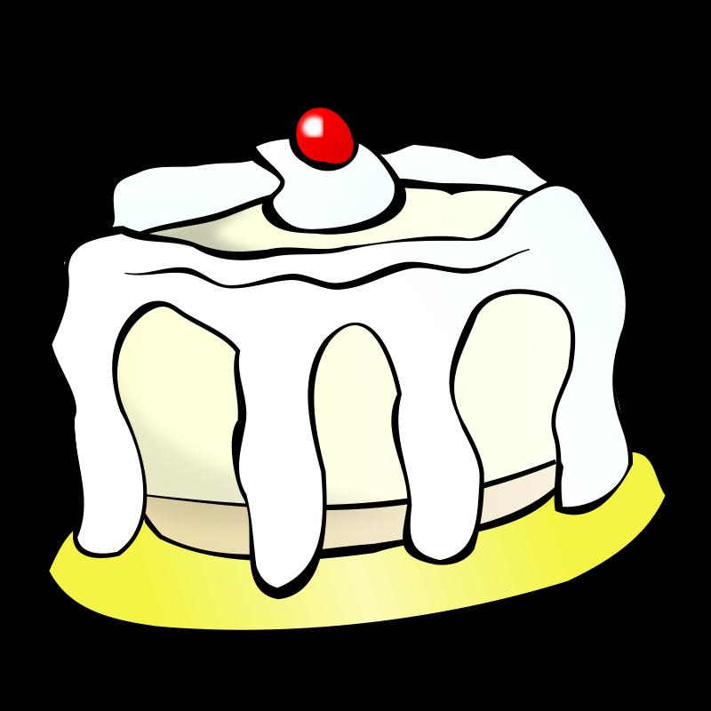 Free White cake