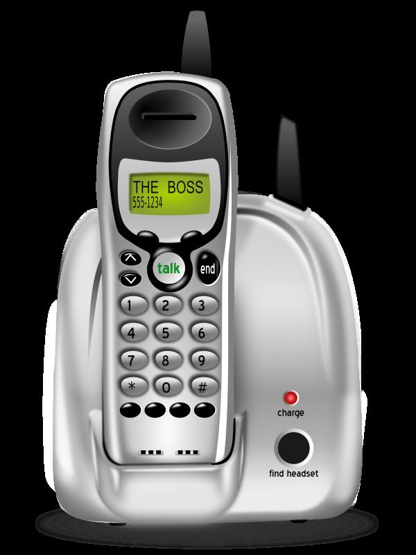 Free Cordless Phone