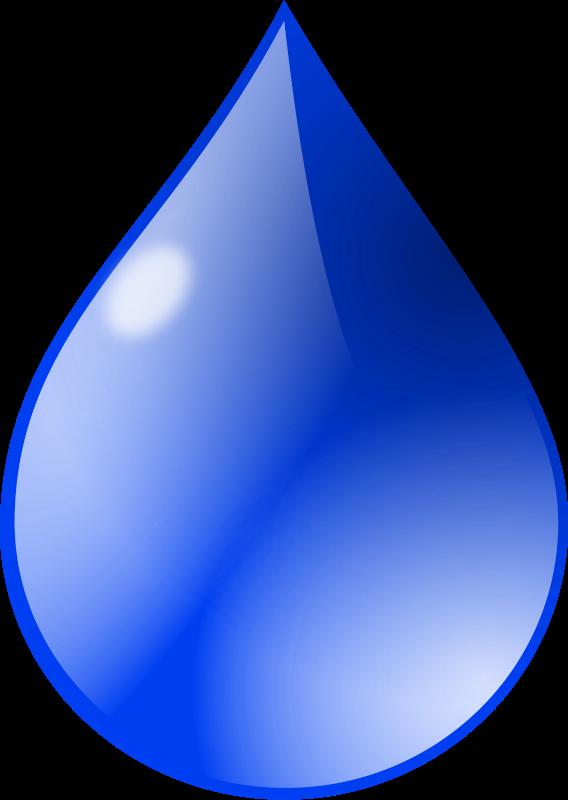 Free Water Drop