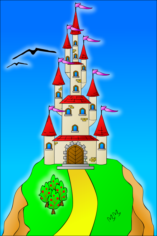 Free Castle on the Hill