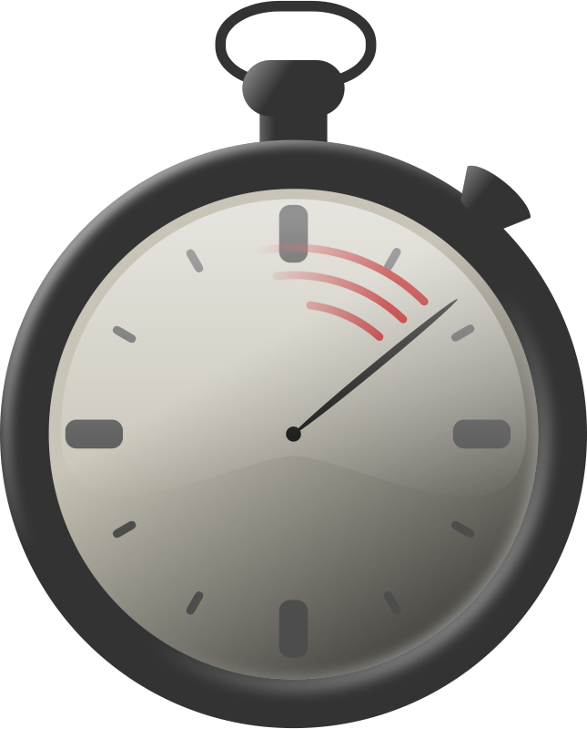 Free Stopwatch (shaded_