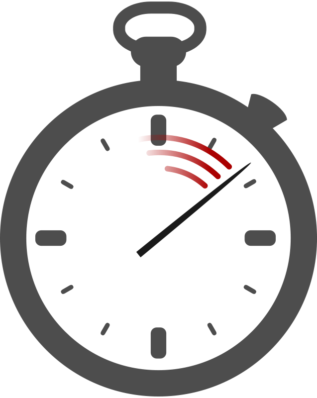 Free Stopwatch (no shading)