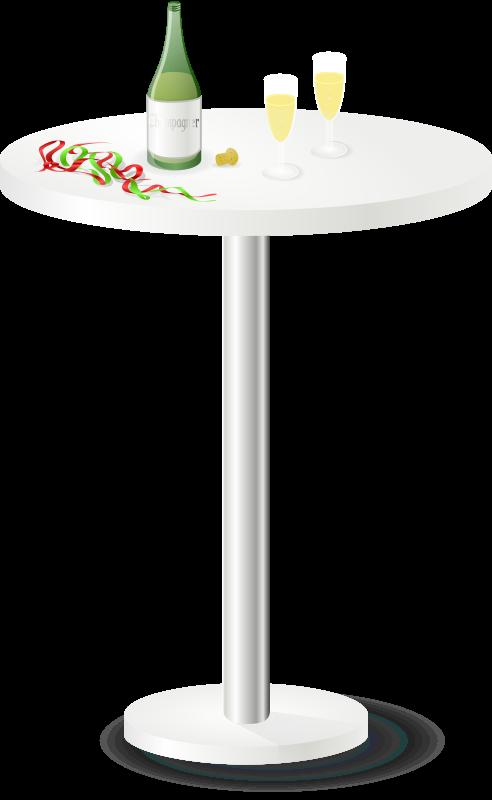Free pub table