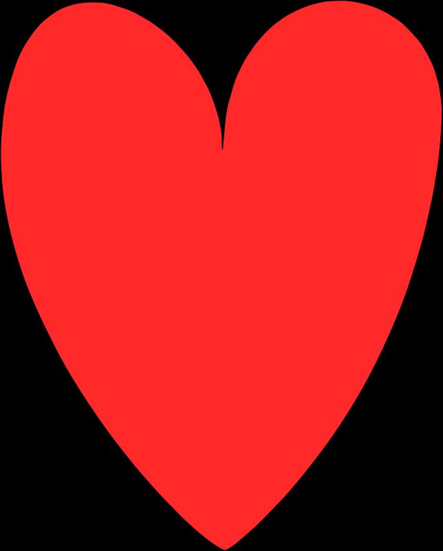 Free Clipart: Heart | Selanit