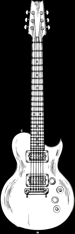 Free electric guitar