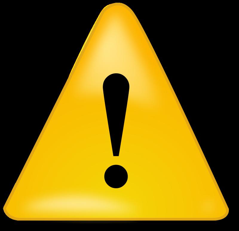 Free Warning notification