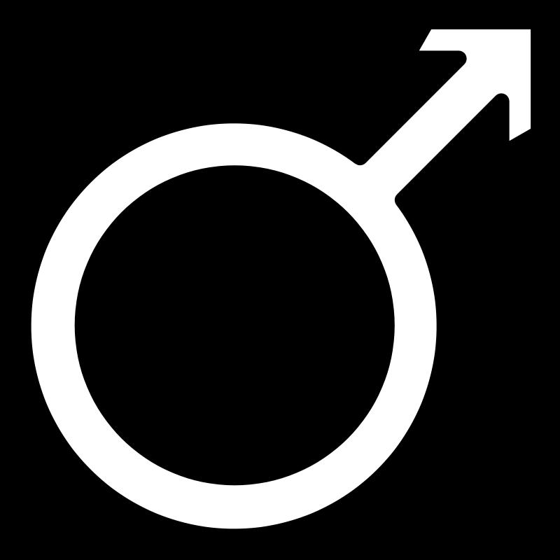 Free Male Symbol