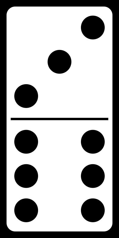Free domino set 21